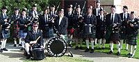 San Antonio Pipes and Drums